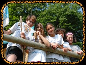 Metodo educativo nelle vacanze per bambini e ragazzi nella natura